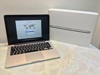 "Apple MacBook Pro Retina 13.3"" Mid-2014 2.6GHz i5 8GB RAM 128GB SSD"