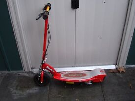 Razor Electric Scooter - Red