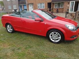 Vauxhall Astra Twin Top Sport Convertable