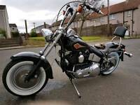 Harley softail evo 1340