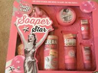 Soap and Glory Gift Box set