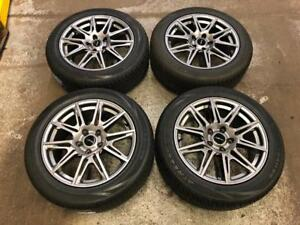 "17"" FAST Wheels 5x115 and All Season Tires 215/55R17 (CHEVROLET) Calgary Alberta Preview"