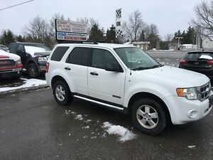 2008 Ford Escape XLT 4WD London Ontario image 9
