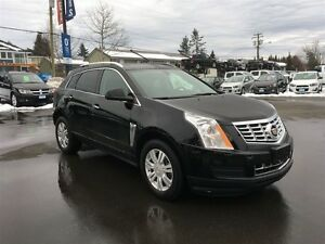 2016 Cadillac SRX Luxury AWD Navigation