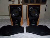 Mission 780SE Bookshelf Speakers - Fantastic Sound Quality