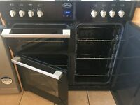 Belling Ceramic Electric Range Cooker