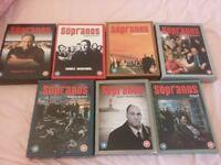 Sopranos full dvd collection