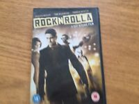 Rock and Rolla starring Gerard Butler in good condition