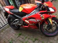 Aprilia rs 125 full power Spain edition