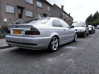 Bmw 330d coupe not 320 335 m3 m sport
