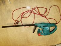 Bosch Hedge Trimmer / Cutter, good condition