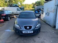 2006 Seat Leon Stylance TDI 5dr 1.9 Diesel Grey BREAKING FOR SPARES