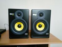 KRK Rokit 5 Studio monitors (pair)