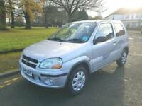 Suzuki Igns 1.3 low insurance and tax 1 year mot