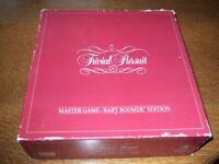 TRIVIAL PURSUIT BABY BOOMER 1980'S