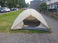 Vaude 3 person Tent with Storm protector