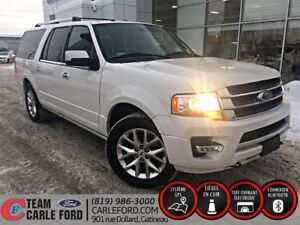 2015 Ford Expedition Ford Expédition 2015 4X4 LIMITED