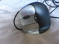 Evoluent Left Handed Vertical Mouse - as new