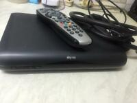 Sky hd mini box with remote