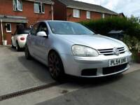 Vw golf TDI spares or repairs