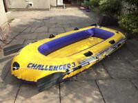 Inflatable Dinghy Intex Challenger 3