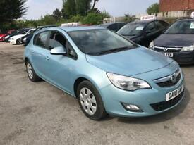 Vauxhall Astra 1.4i 16V Exclusiv 5dr.