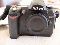 Nikon Digital SLR Body D70 DSLR - Excellent condition