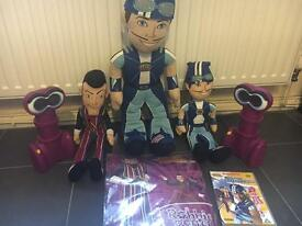 Lazy Town Rare Items- Open to Offers