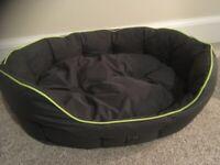 3Peaks large dog bed
