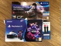 Sony PS4 Full VR System