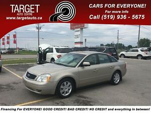2006 Ford Five Hundred SE Low Kms and More !!!!