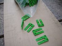 plastic wedges