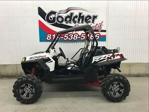 2011 polaris RZR 900 XP