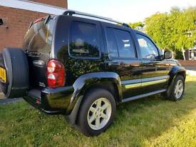 2006 Jeep Cherokee 3.7 v6 one owner