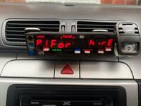 Viking taxi meter and printer for sale