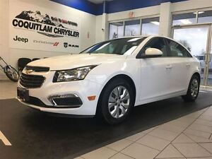 2016 Chevrolet Cruze LTD Loaded Sunroof