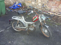 mbm pedal and go moped 1970s