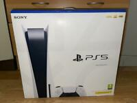 PlayStation 5 Disc Edition| Brand New | Sealed
