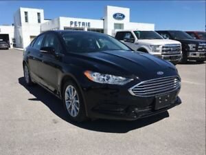 2017 Ford Fusion SE - HEATED SEATS, REAR CAM, BLUETOOTH