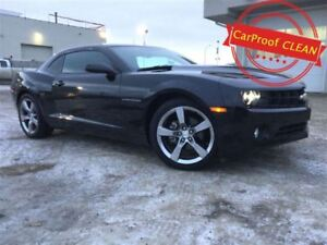 2012 Chevrolet Camaro 2LT (Remote Start, Heated Leather)