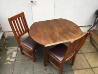 FREE Extending Dining Table (well used but 100% function-able)