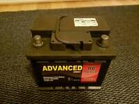 Car battery as new