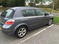 2006 Astra SXI 1.4 Petrol Manual 84 K