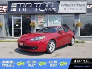 2007 Hyundai Tiburon GS Sport ** Automatic, Sunroof, Accident Fr