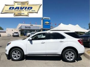 2017 Chevrolet Equinox LT FWD/ SUNROOF/NAVIG/REMOTE START/LOW KM