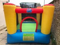 Kids Bouncy Castle includes Air Blower **FOR SALE**