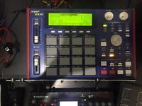 Mpc 1000 // MPC1000 // Drum machine // Akaj