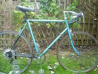 Good vintage bike.