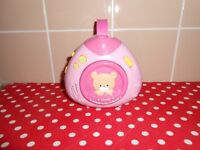 VTECH LULLABY TEDDY MUSICAL PROJECTOR - PINK