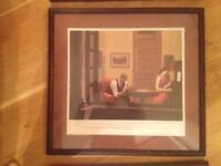 Set of 3 Edward Hooper Framed Prints
